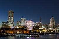 神奈川県 横浜 夜景・みなとみらい