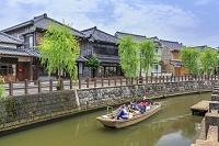 千葉県 佐原の古い町並み