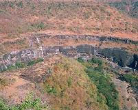 インド・アジャンター アジャンター石窟寺院