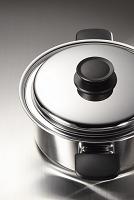 ステンレス製の鍋