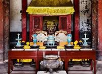 中国 瀋陽 福陵(東陵)