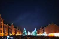 神奈川県 横浜市 赤レンガ倉庫のクリスマス