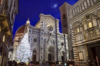 イタリア フィレンツェ 大聖堂 クリスマス