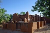 アフリカ クリバリ王の墓 セコロ村