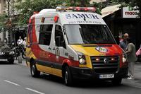 スペイン 救急車
