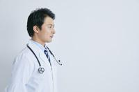 日本人医師の横顔