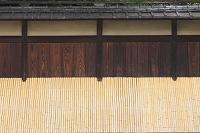 京都府 町家の犬矢来