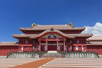 沖縄県 首里城正殿 (焼失前)