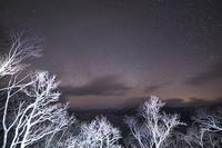 北海道 摩周湖と星