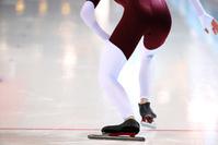 スピードスケート スタート
