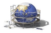 地球の建設イメージ