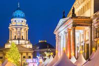 ドイツ ベルリンミッテ クリスマスマーケット