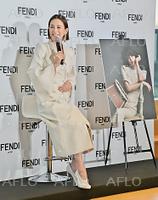 米倉涼子さんがFENDIジャパンのアンバサダーに就任