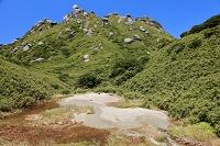 鹿児島県 永田岳