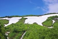 北海道 銀泉台の残雪