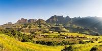 エチオピア シミエン山地