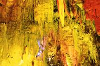 福島県 あぶくま洞の滝根御殿