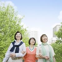 中高年日本人女性