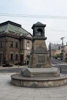 北海道 小樽メルヘン交差点 常夜灯