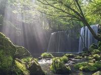 熊本県 鍋ヶ滝朝景