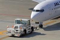 東京都 羽田空港 JAL ボーイング737