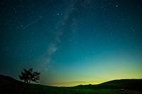 奈良県 曽爾高原 7月7日 天の川