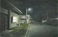 新島の夜(東京・新島)