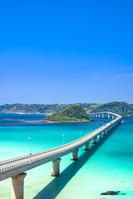 青空と角島大橋