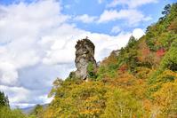 新潟県 ちょうちん岩
