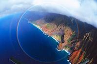 ハワイ カウアイ島 ナパリコースト