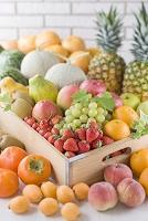 果物の集合イメージ
