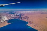 エジプト スエズ湾