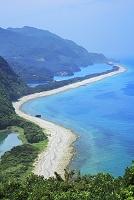 鹿児島県 上甑島 長目の浜