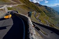 イタリア ステルビオ峠