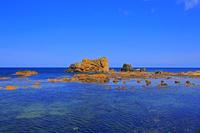 青森県 海岸 日本海