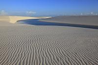 ブラジル レンソイス・マラニャンセス国立公園