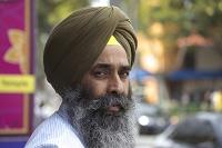 シンガポール リトル・インディア インド人の男性