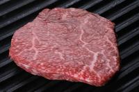 国産黒毛和牛モモステーキ