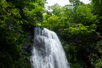 福島県 北塩原村 小野川不動滝
