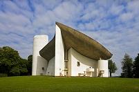 フランス ロンシャンの礼拝堂