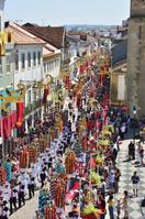 ポルトガル トマール タブレイロスの祭り