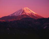 山梨県 紅富士