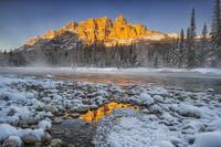 カナダ アルバータ バンフ国立公園