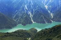 立山黒部アルペンルート 大観峰 黒部湖