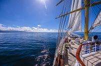 カリブ海 帆船