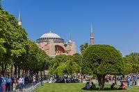 トルコ イスタンブール アヤソフィア