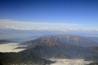 チリ 山岳地帯