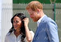 ヘンリー英王子夫妻、アフリカ公式訪問