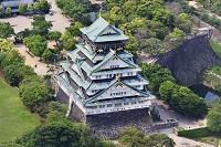 日本 大阪城