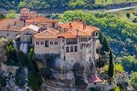 ギリシャ ヴァルラーム修道院